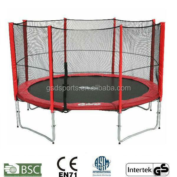 Used Trampolines for sale with Safety Net from GSD