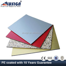 Alusign fiberglass wall cladding decorative decorative fiberglass wall cladding covering panels