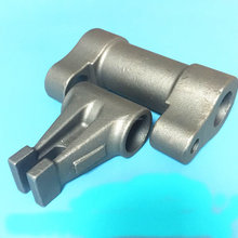 Steel sand Cast Part with CNC machining