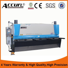 MS8-30X2500 new product hydraulic plate shearing machine with 25mm cutting from china supplier