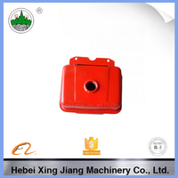woow!!!2015 hot sale farm 18hp-40hp plastic tractor fuel tank
