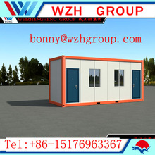Container House Easy-assembled 20FT 40FT /flat pack container house