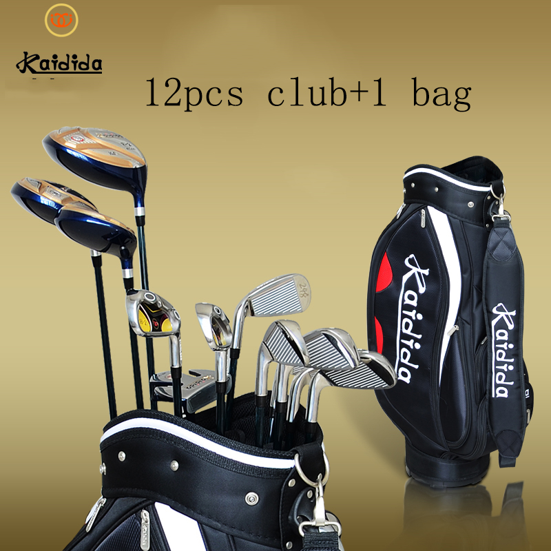 Kaidida H-2 Mens Graphite Shaft R Golf Clubs Complete Set Wholesale China Golf Clubs set