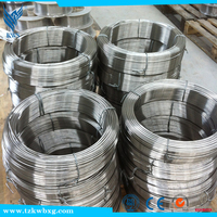 China annealing and drawing ss alloy wire supplier stainless steel welding wire