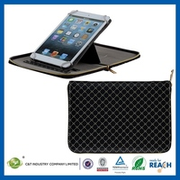 2013 Hot selling Latest Noble stylish for apple ipad mini folio stand black stand case