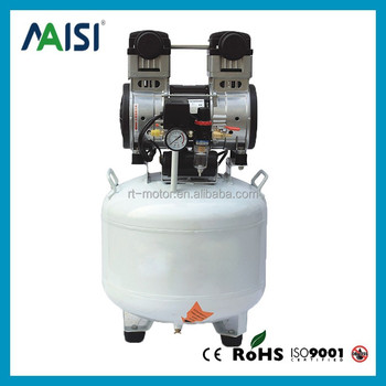 Air Compressor With Gas Tank , Piston Air Compressor