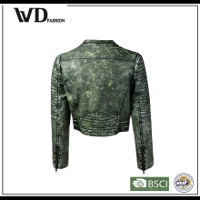 High quality military denim jacket