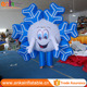Advertising inflatables, custom made cartoon type inflatable snow moving cartoon for sale