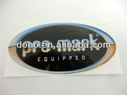 Environmental protection car key stickers -- DH 12095