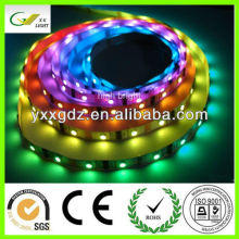 be changed color suctomizable IP66 AC220V flexible led strips light smd3528 100led white pcb