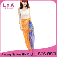 Polyester Bali Sarong Women Fashion Pareo