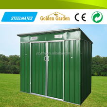 quick build High strength steel customized size small garden tool house