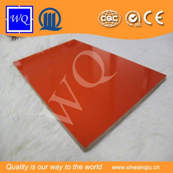 High Gloss UV Lacquered Panel/UV Board MDF for Kitchen Cabinet Furniture