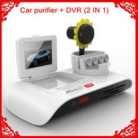 Ultra slim design car camera recorder with 170 degree supper wide viewing angle