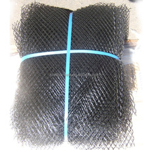 HDPE Plastic extruded square mesh tree guard tube Cut sheets