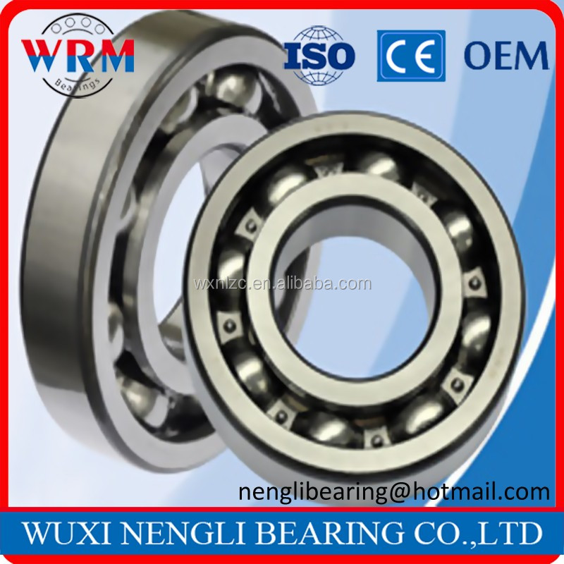 Ball Type and WRM Brand Name High quality and hot sale bearing Deep Groove Ball Bearing 6417