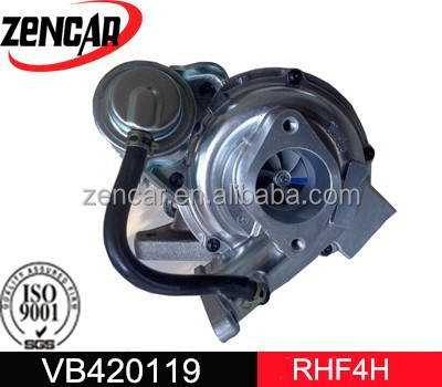 RHF4H Turbo for Navara D22 2.5L Common Rail 14411MB40B, 14411-MB40C, 14411MB40C, 14411-VM01A turbocharger