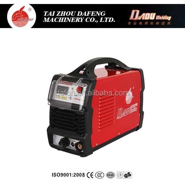 New Portable Mosfet Inverter WS-200 Tig Welding Machine/Welder Price