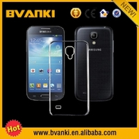 Ultra-thin 0.7mm Aluminum Metal Bumper Case For Samsung Galaxy S4 Mini i9190 waterproof case for samsung galaxy s4 mini