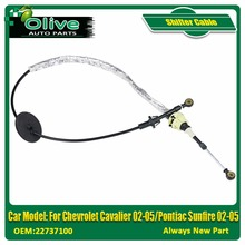 Automatic Transmission Shifter Cable For Chevrolet Cavalier 02-05/Pontiac Sunfire 02-05 I4 2.2L 22737100
