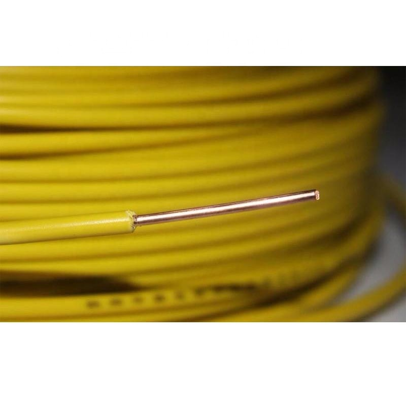 H07V-U NYA Single core solid copper wire PVC insulated Non-sheath BV building 6mm electrical wires and cables