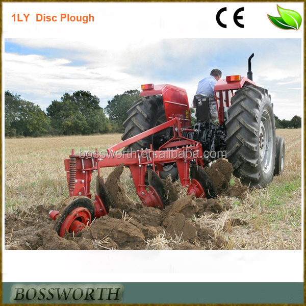1LY(SX) -325 maintenance of disc plough