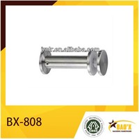 Investment casting iron stair handrail, handrail fittings