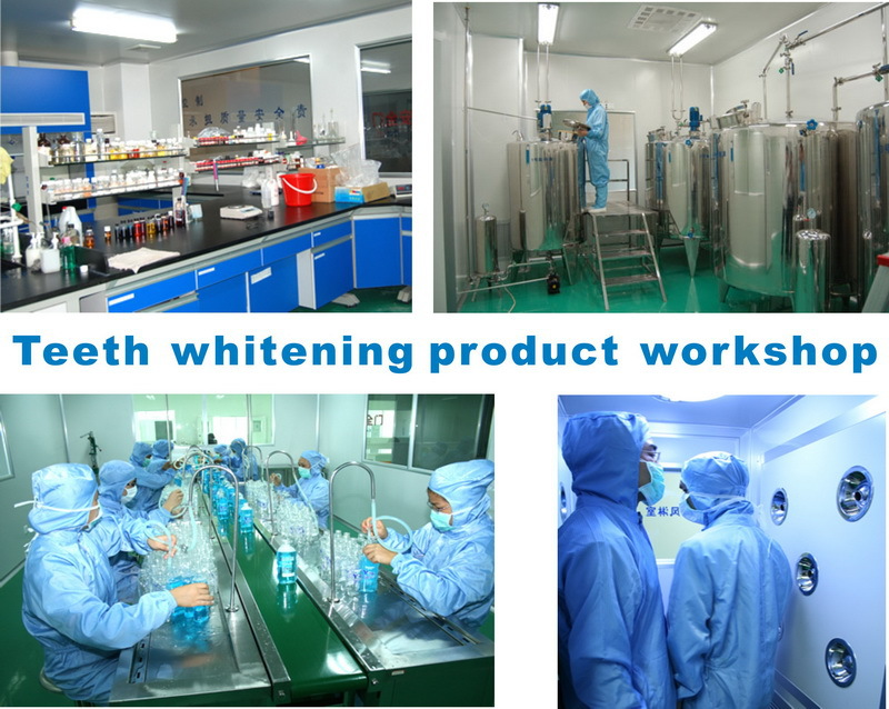CE and OEM approved hot sale blue color gel gum protector