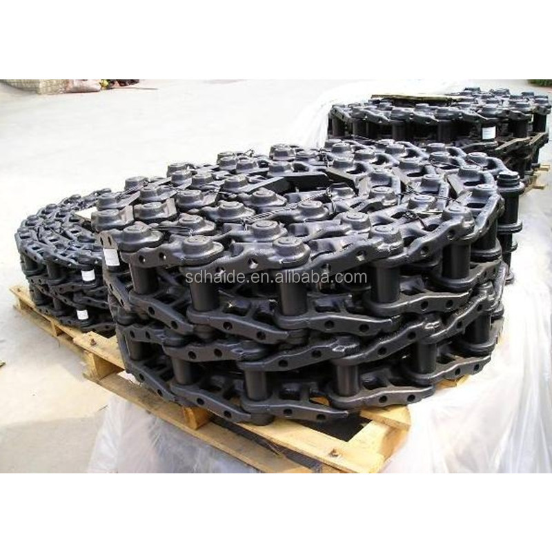 Hitachi EX120-1 track chain 43 links,EX120-1 track shoe assy