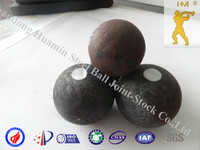 55-67 HRC Unbreakable Forged Grinding Steel Ball for Ball Mill,Cement, Power Plant