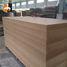 High quality 20mm thick raw mdf board