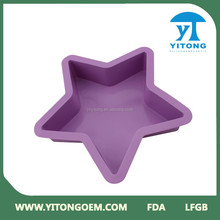 silicone bread baking tins