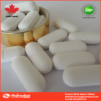 Branched Chain Amino Acids BCAA powder BCAA pills or tablet can be avaliable for sell