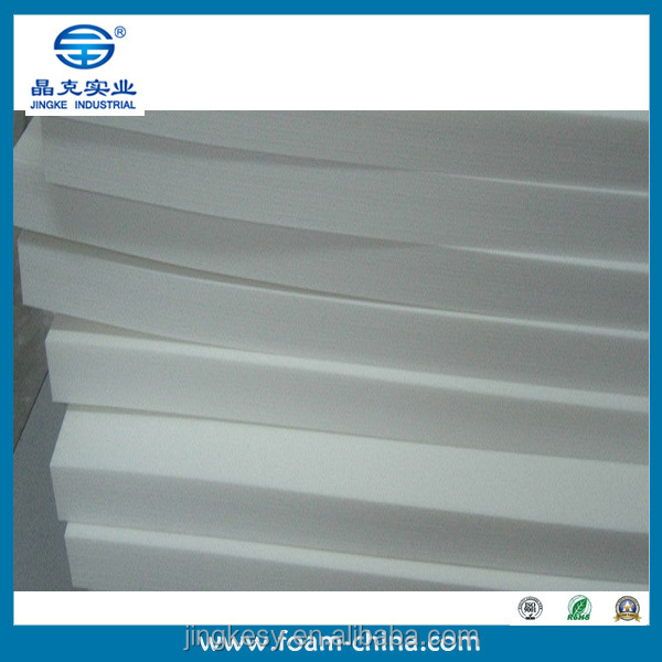 open cell closed cell polyethylene foam/polyurethane foam