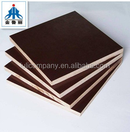 Waterproof film faced plywood/phenolic plywood/shuttering plywood