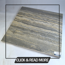 Mix color marble tile big size floor porcelain tile 900*900 resident and commercial use