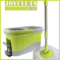 Joyclean 360 Degree Spin Mop, Spin and Go Pro Cleaning Mop