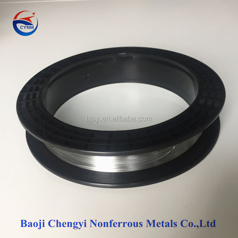 hot sale annealing black nickel wire with best price for sale