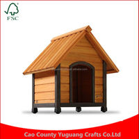 Custom Fashion Arf Frame Dark Frame Dog House