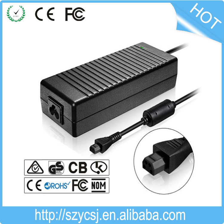 High efficiency Laptop Adapter Battery Charger For Toshiba qosmio G25 G35 PA3237U 15V 8A