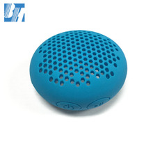 Custom Silicone Best Sounding Wireless Portable Bluetooth Speaker Loudspeaker Silicone Drum Shell