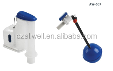 Hot Sale Toilet Water Tank Plastic Water Fittings