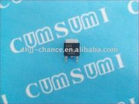 CSD4N60 smd surface mount D-PAK n-channel power mosfet transistor