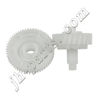 RU6-0018-000 Fuser Drive Gear/Separation Roller For LaserJet 1505
