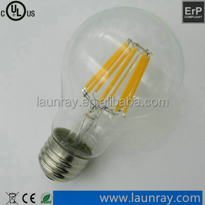 IP65 Swimming Pool Flow Filament Design Dimmable Led Bulbs With 130lm lumen Filament Light Lamp 4W 6W 8W 10W 12W
