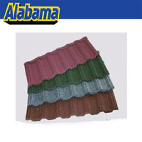 synthetic roof tile high quality spanish types roofing tile, factory price spanish roofing tile, new style metal roof