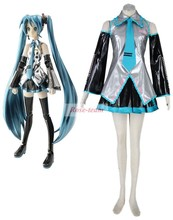 SunshineFun-Vocaloid Super alloy Hatsune Miku Cosplay Costumes