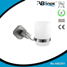 ABLinox High quality, hot sale, stainless steel bathroom Accerssories Cup holder