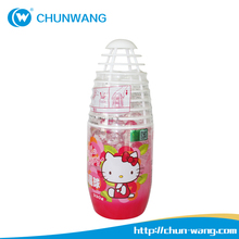 Wholesale Air fragrance 150g,200g,330g Gel air freshener container,Electric air aroma/ Water beads wholesale