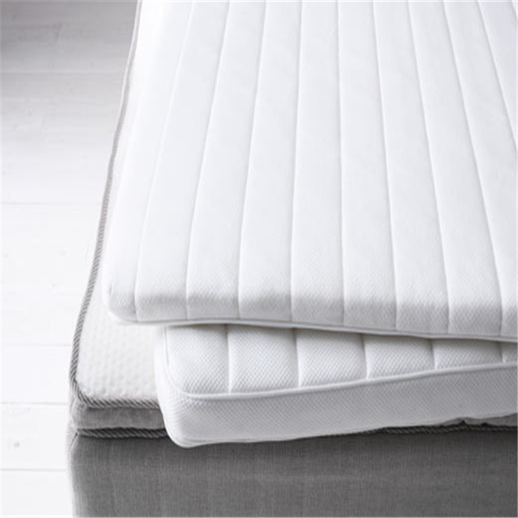 """Goose Down Alternative Filling Fitted Mattress Pad Cover Bed Topper (8-21""""Deep Pocket) - Jozy Mattress 